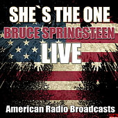 She`s The One (Live) de Bruce Springsteen