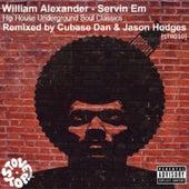 Servin Em di William Alexander