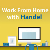 Work From Home With Handel by Various Artists