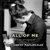 All Of Me de Alexandre Pachabezian