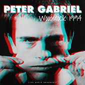 Live at Woodstock 1994 (live) de Peter Gabriel