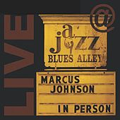 Live in Person (Remastered) fra Marcus Johnson