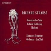 R. Strauss: Macbeth, Rosenkavalier Suite & Tod und Verklärung von Singapore Symphony Orchestra