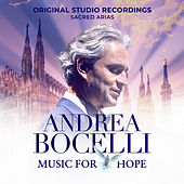 Music for Hope: The Original Studio Recordings - 'Sacred Arias' de Andrea Bocelli