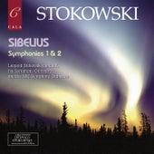 Sibelius: Symphony No. 1 in E Minor & Symphony No. 2 in D Major de NBC Symphony Orchestra