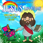 Jesus Loves Me: Christian Hymns & Bible Songs for Kids (Music Box Lullaby Versions) van Melody the Music Box
