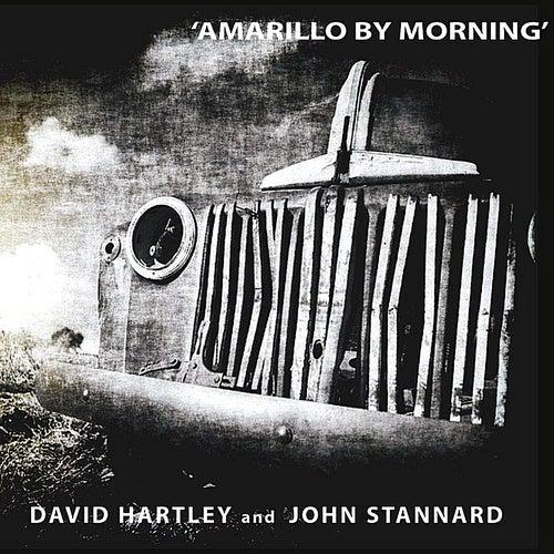 Amarillo By Morning by David Hartley
