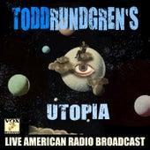 Todd Rundgren's Utopia (Live) de Todd Rundgren