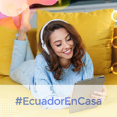 #Ecuadorencasa de Various Artists