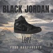 Black Jordan de Lopz