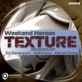 Texture - Remixes EP de Weekend Heroes