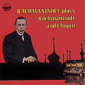 Rachmaninoff Plays Rachmaninoff And Chopin by 篠崎史子(ハープ)