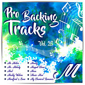 Pro Backing Tracks M, Vol.26 by Pop Music Workshop