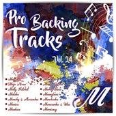 Pro Backing Tracks M, Vol.24 by Pop Music Workshop