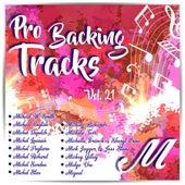 Pro Backing Tracks M, Vol.21 by Pop Music Workshop