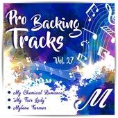 Pro Backing Tracks M, Vol.27 by Pop Music Workshop