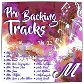 Pro Backing Tracks M, Vol.22 by Pop Music Workshop