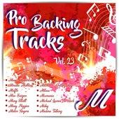 Pro Backing Tracks M, Vol.23 by Pop Music Workshop