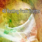 40 Resting from Storms by Rain Sounds and White Noise