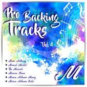 Pro Backing Tracks M, Vol.4 by Pop Music Workshop