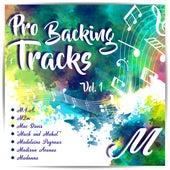 Pro Backing Tracks M, Vol.1 by Pop Music Workshop