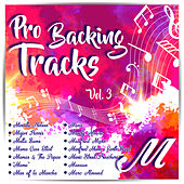 Pro Backing Tracks M Vol.3 by Pop Music Workshop