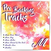 Pro Backing Tracks M, Vol.7 by Pop Music Workshop