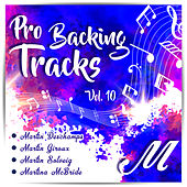 Pro Backing Tracks M, Vol.10 by Pop Music Workshop