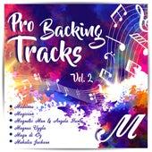 Pro Backing Tracks M, Vol.2 by Pop Music Workshop