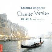 Lorenzo Regazzo chante Venise de Dimitri Romano Lorenzo Regazzo