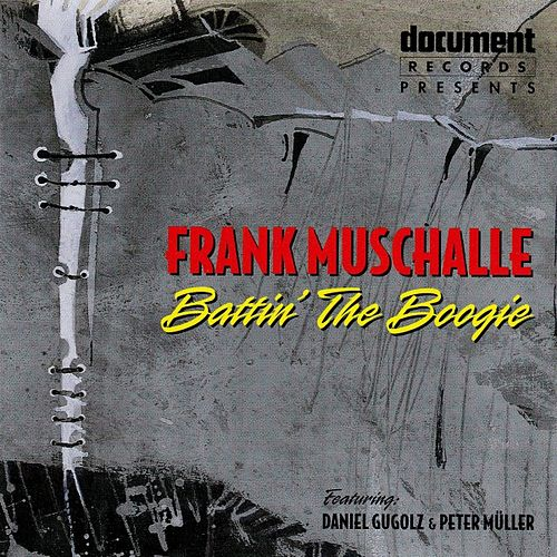 Battin' the Boogie by Frank Muschalle