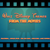 Disney Themes From The  Movies by Various Artists