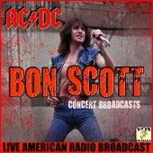 Bon Scott Concert Broadcasts (Live) de AC/DC