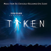 Music From Steven Spielberg Presents TAKEN (Reissue) by Various Artists