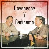 Goyeneche y Cadicamo von Roberto Goyeneche Goyeneche Y Cadicamo