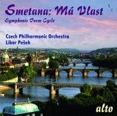 Smetana: Má Vlast (Complete Symphonic Cycle) by Czech Philharmonic Orchestra