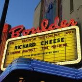 Bakin' at the Boulder: Richard Cheese Live at the Boulder Theater de Richard Cheese