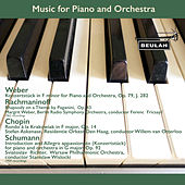 Music for Piano and Orchestra de Stefan Askenase Margrit Weber