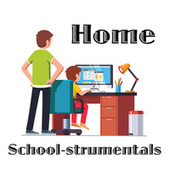 Home School-strumentals von Various Artists