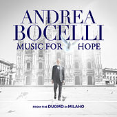 Music For Hope: From the Duomo di Milano de Andrea Bocelli