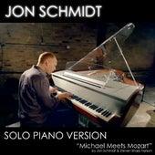 Michael Meets Mozart - Solo Piano Version (feat. Jon Schmidt) - Single de Jon Schmidt