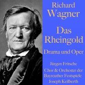 Richard Wagner: Das Rheingold - Drama und Oper (Der Ring des Nibelungen - Teil 1) by Richard Wagner