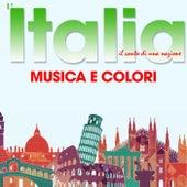 L'italia musica e colori (Il canto di una nazione) de Various Artists