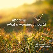 Imagine What a Wonderful World by Christine Brown