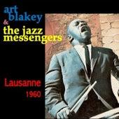 Lausanne 1960 by Art Blakey
