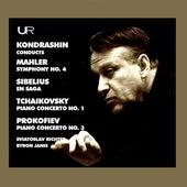 Mahler, Tchaikovsky & Others: Orchestral Works de Kyrill Kondrashin