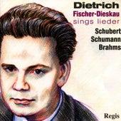 Dietrich Fischer-Dieskau Sings Lieder von Dietrich Fischer-Dieskau