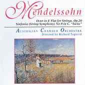Mendelssohn: Octet For Strings Op.20/Sinfonia No.9