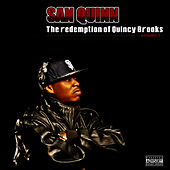 The Redemption of Quincy Brooks by San Quinn