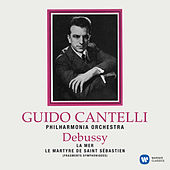 Debussy: La mer & Le martyre de saint Sébastien von Guido Cantelli